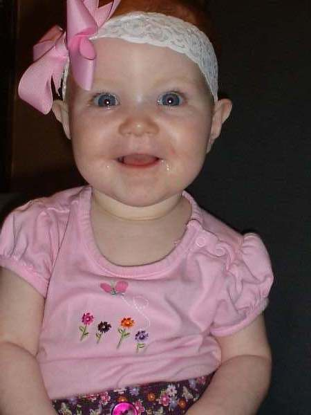 Sophie, 6 months